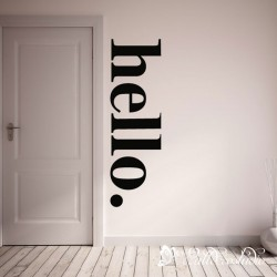 Muurteksten Hello