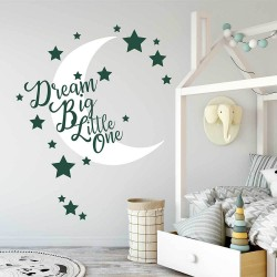 Maan Sterren Dream Big Little Ones