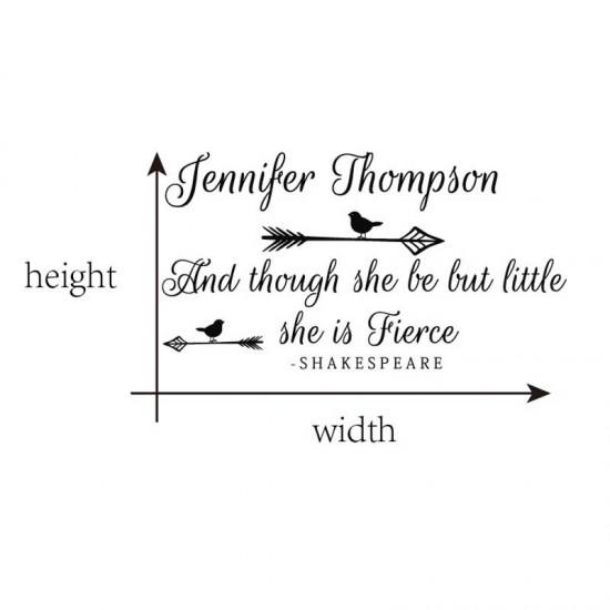 Shakespeare She Is Fierce