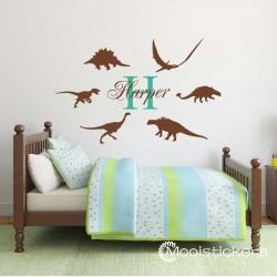 Dinosaurus Familie