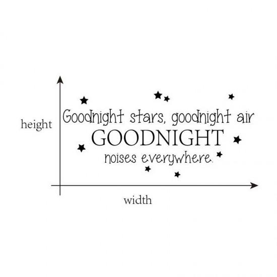 Goodnight Met Sterren