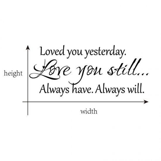 Love You Still Liefde Citaten