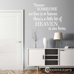 Heaven In Our Home