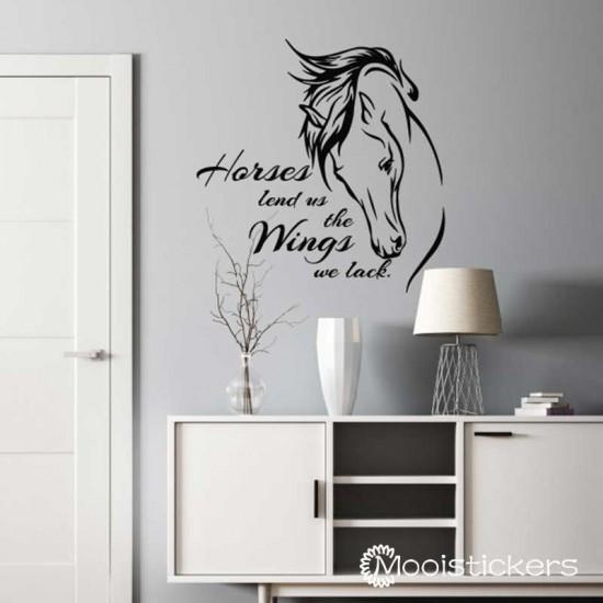 Paard Muurteksten