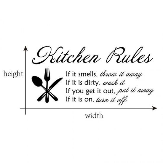 Kitchen Rules