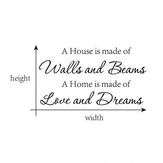 Love And Dream Home Citaten