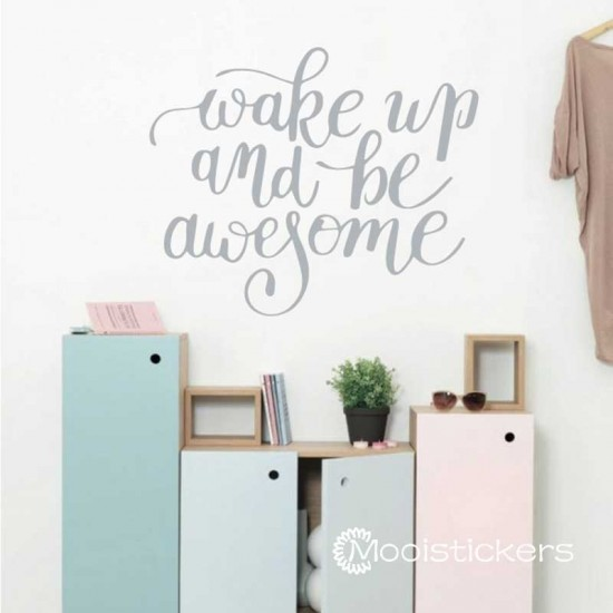 Make Up And Be Awesome