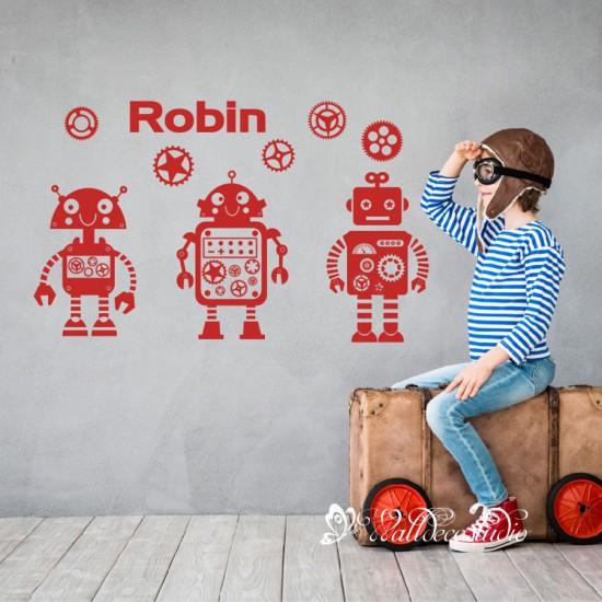 Gears Robots Naam