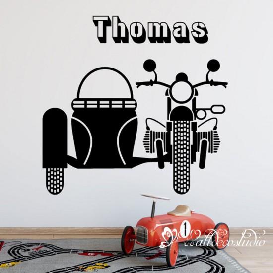 Motorfiets en Naam