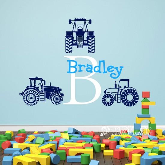 Tractoren en Naam
