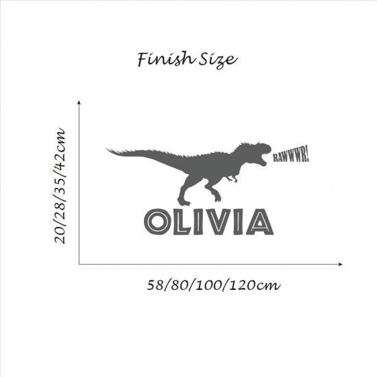 Dinosaur en Naam