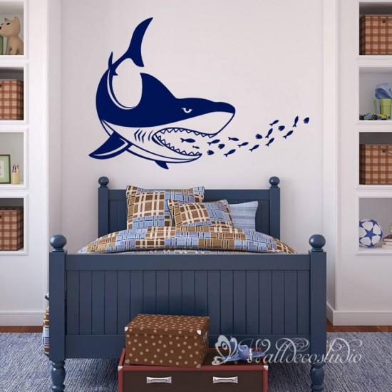 Haai en Vissen