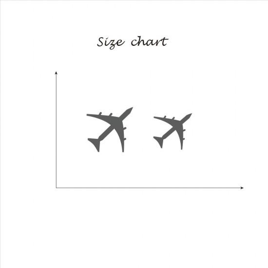 Twee Keuren Vliegtuigen