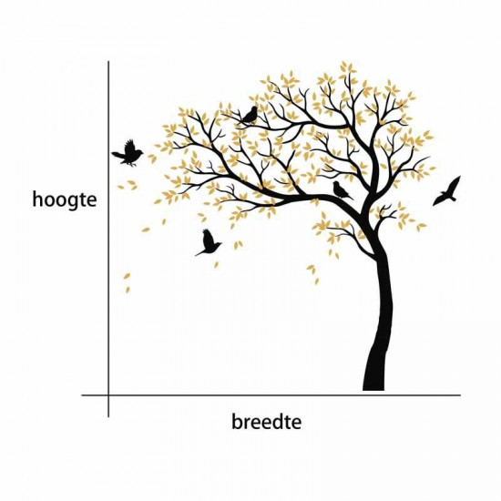 Boom en Vogels