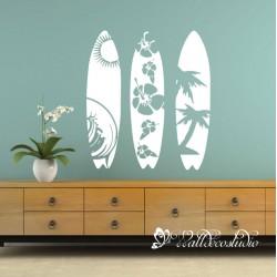 Een Set Surfplanken