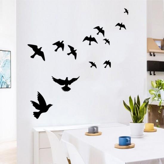 Een Zwerm Vogels