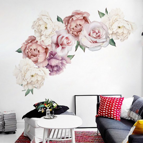 Pioen Bloemen en Camellia