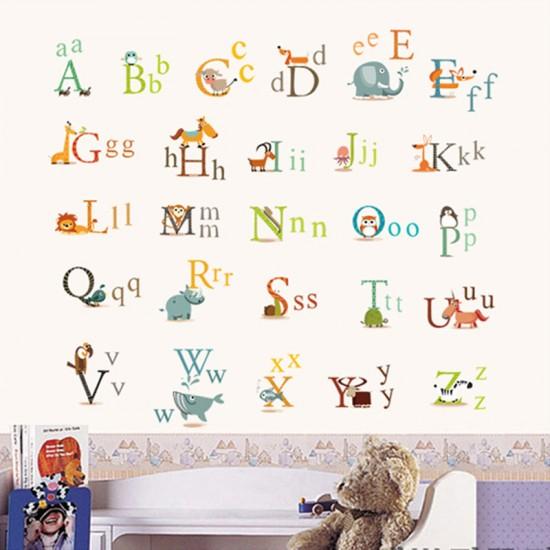 Dierlijk Alfabet Opleiding