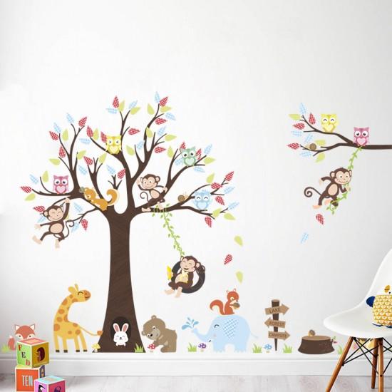 Kinderkamer Boom