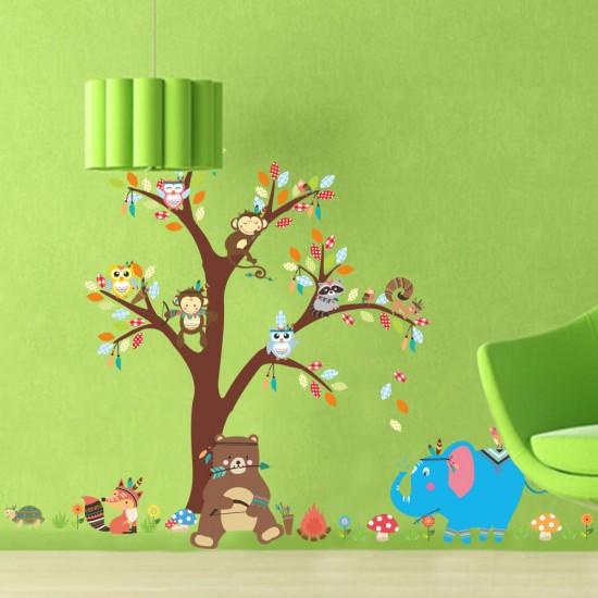 Stammen Dierenboom